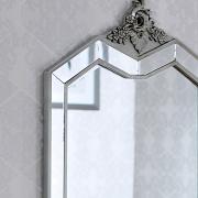 Tiffany Range Mirrored Dressing Table Wall Mirror