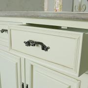 Georgette Range - 2 Drawer 2 Cupboard