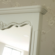 Elise Grey Range - Floor Standing Cheval Mirror