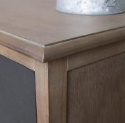 Loft Living range Natural Drift Wood 3 Drawer Unit