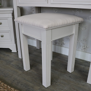 Daventry Range - Furniture Bundle Pair of Bedside Tables, Dressing Table, Stool and Mirror