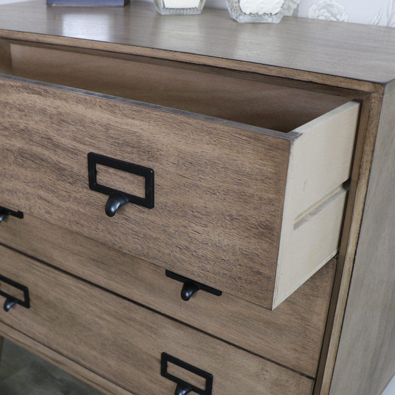 Brixham Range - Wooden Chest of Drawers