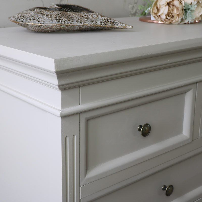 Daventry Range - 7 Drawer Chest of Drawers