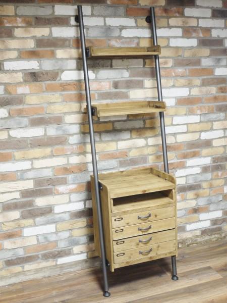 Tall Ladder Style Unit Flora Furniture