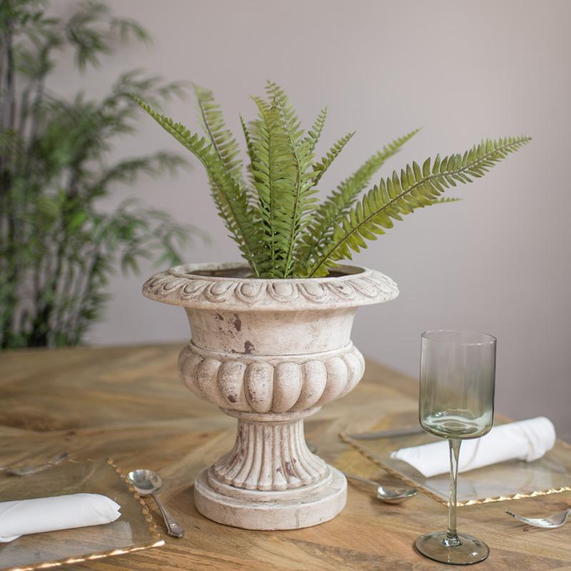 Large Vintage Urn Planter
