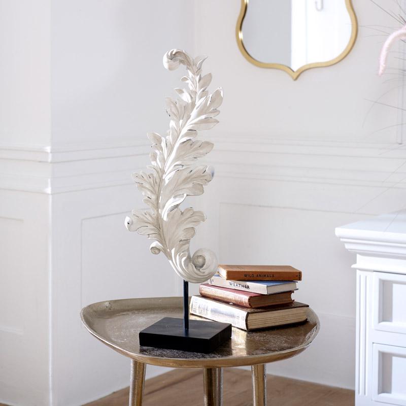 Ornate Ivory Ornament