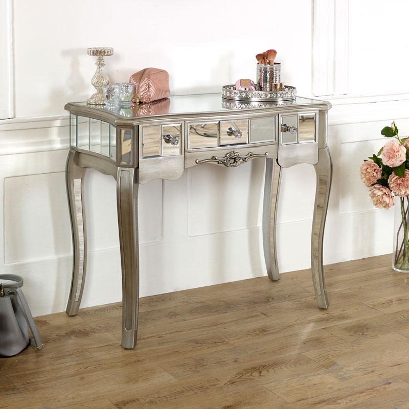 Tiffany Range - Mirrored Dressing Table