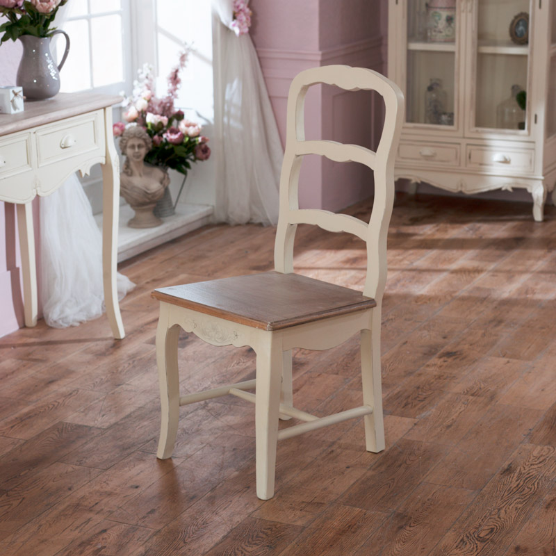 Country Ash Range - Cream Room Chair