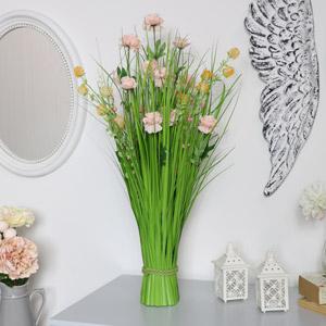 Pretty Pink Carnation Bouquet