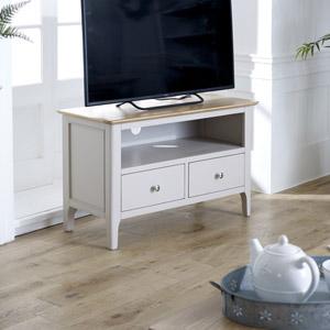 Grey TV Cabinet - Devon Range