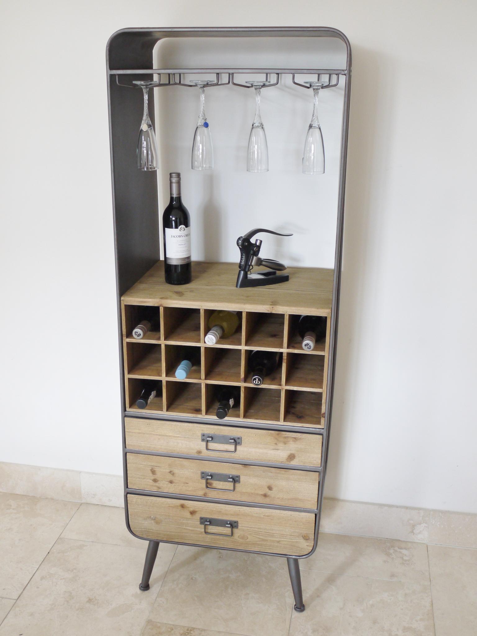 Retro Range - Wine Cabinet