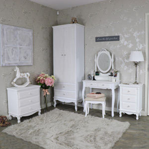 6 Piece Bedroom Furniture Set - Lila Range