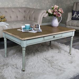 The Aston Range - Wooden Coffee Table