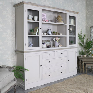 Cotswold Range - Large Dresser