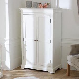 Linen Closet / Small Wardrobe - Davenport White Range