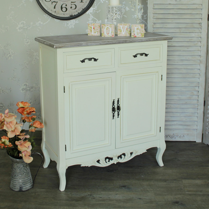 Georgette Range - 2 Drawer 2 Cupboard