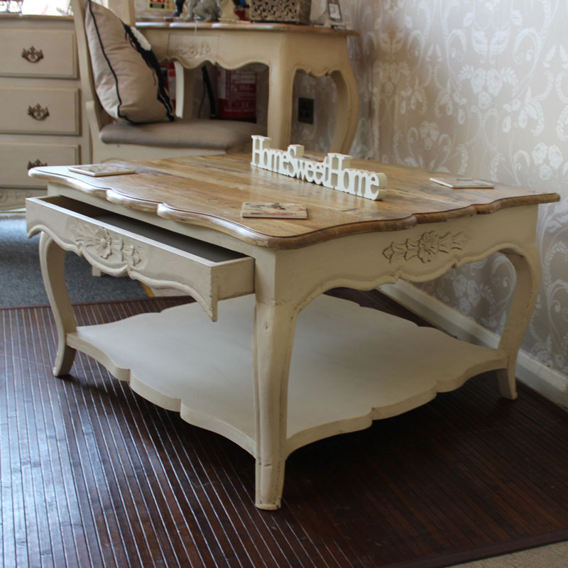 Normandy Range- Coffee Table