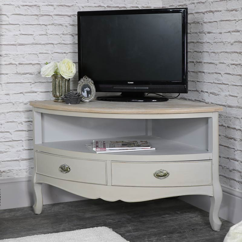 Albi Range - Corner TV Unit