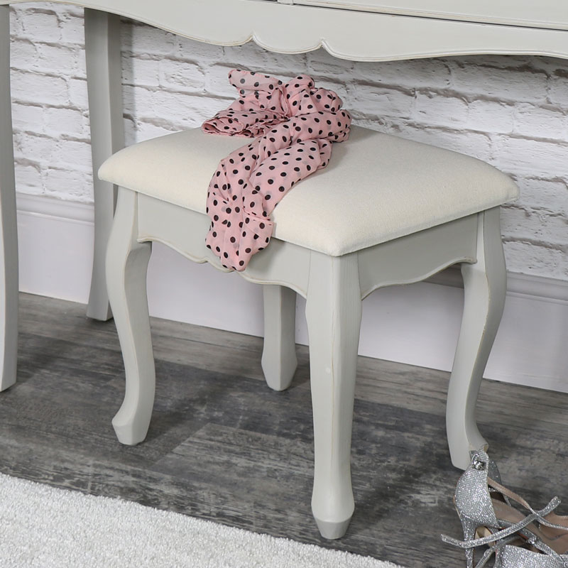 Albi Range - Dressing Table Stool