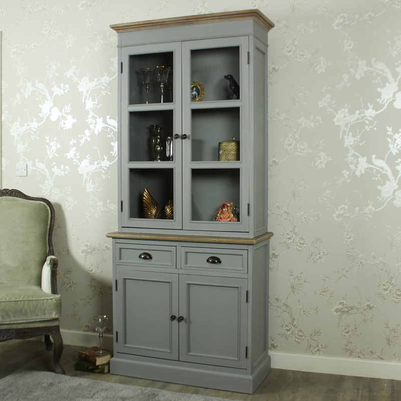 Admiral Range - Tall Glazed Display Cabinet