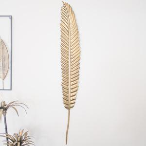 Gold Leaf Wall Decoration